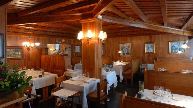 Escapada con cena y spa en la Vall d'Aran
