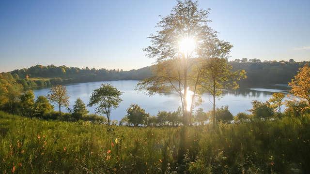 Ontdek de prachtige omgeving in natuurpark Südeifel (vanaf 2 nachten)