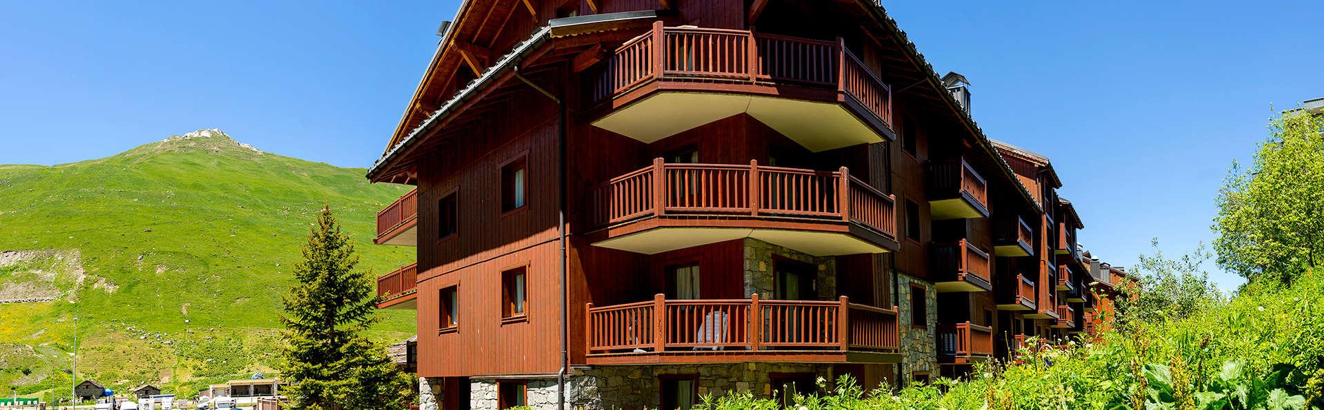 Charme et découverte des Alpes dans une magnifique résidence