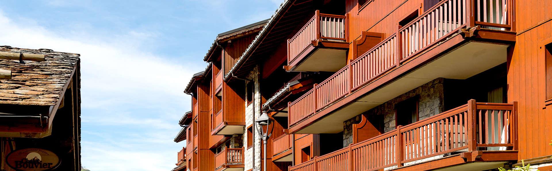 Bol d'air frais dans les Alpes et séjour dans une superbe résidence (à partir de 2 nuits)