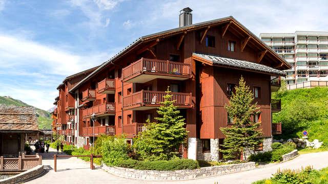 Pause nature dans les Alpes en famille ou entre amis (à partir de 4 nuits)