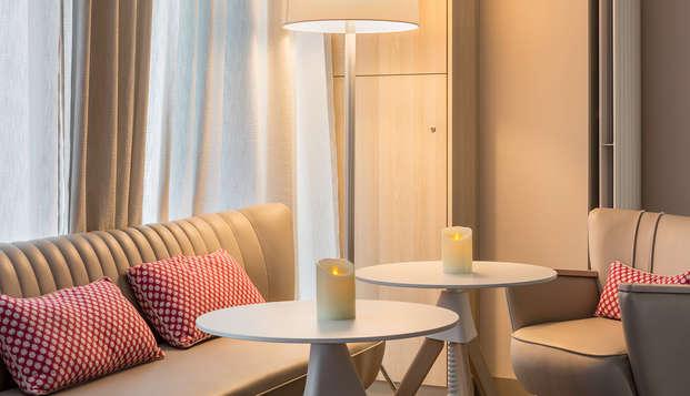 Best Western Les Bains Hotel et SPA - NEW Lobby