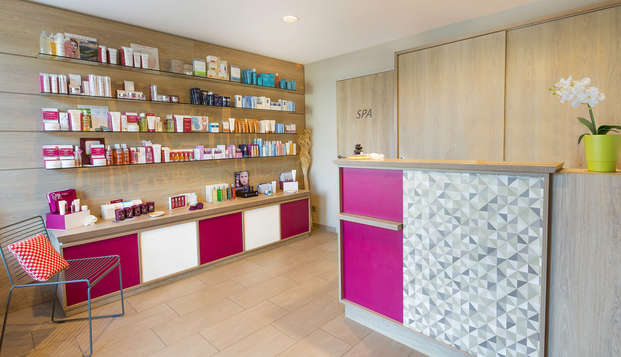 Best Western Les Bains Hotel et SPA - NEW ReceptionSpa