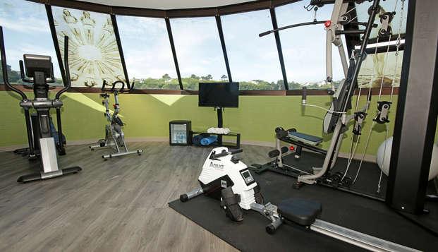 Best Western Les Bains Hotel et SPA - NEW Gym