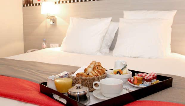 Best Western Les Bains Hotel et SPA - NEW Breakfast