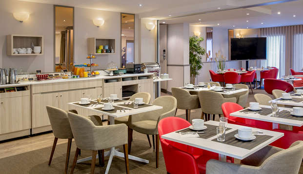 Best Western Les Bains Hotel et SPA - NEW Restaurant