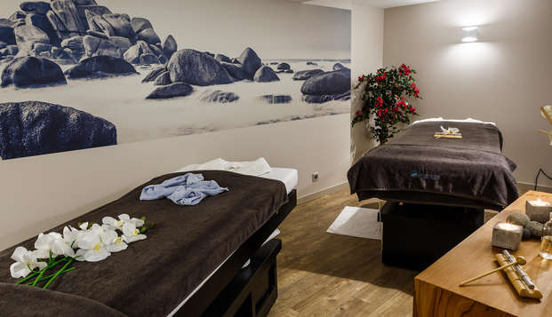 Best Western Les Bains Hotel et SPA - NEW Spa