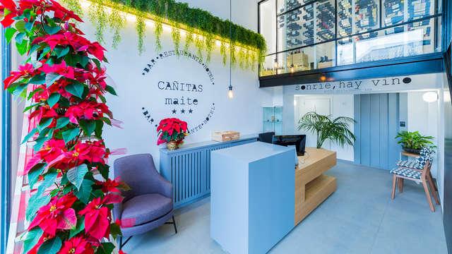 Hospedium Hotel Canitas Maite