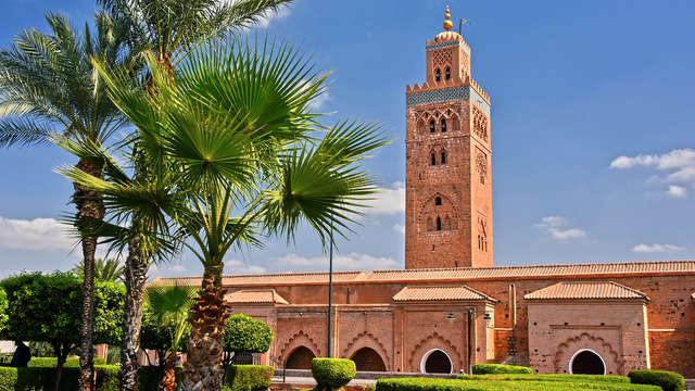 Oferta especial: sumérgete en el corazón de Marrakech