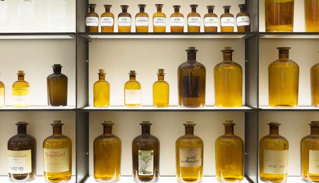 Descubre Paris y visita los museos Grévin y el Museo del Perfume Fragonard