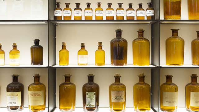 Escapade découverte à Paris avec entrées en Musée Grévin et Musée du Parfum Fragonard