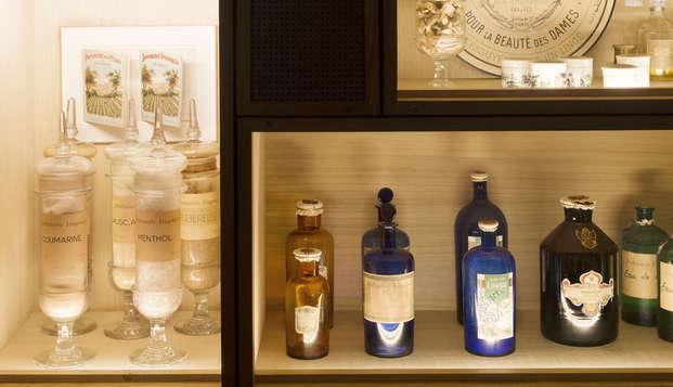 Découvertes au musée du parfum et séjour de charme à Paris