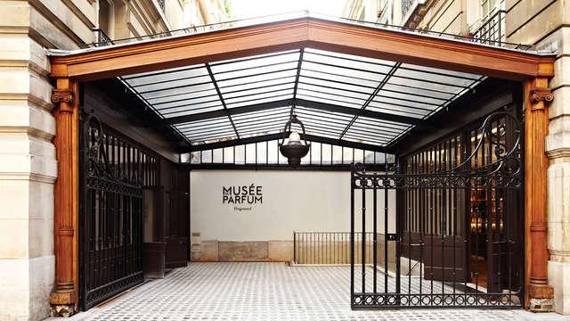 Disfruta del clásico hotel Molitor y visita el Musée du Parfum (20 % de descuento en la segunda noche)