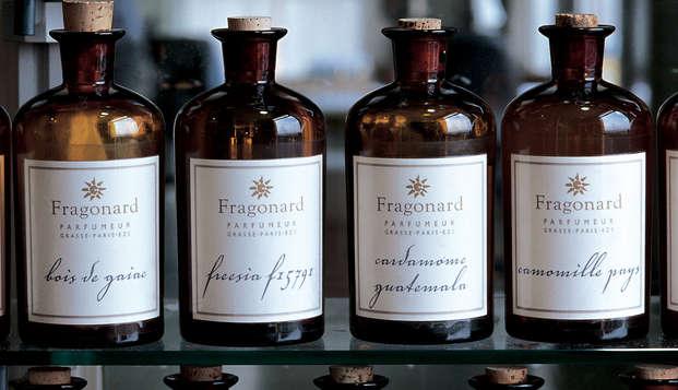 Visite du Musée du Parfum Fragonard et séjour 4* en plein Paris (à partir de 2 nuits)