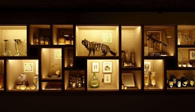 Estancia en el barrio de Montmartre y visita al Musée du Parfum de Fragonard (desde 2 noches)