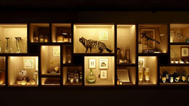 Week-end à la découverte du Musée du Parfum à côté de l'Opéra de Paris avec cadeau Fragonard