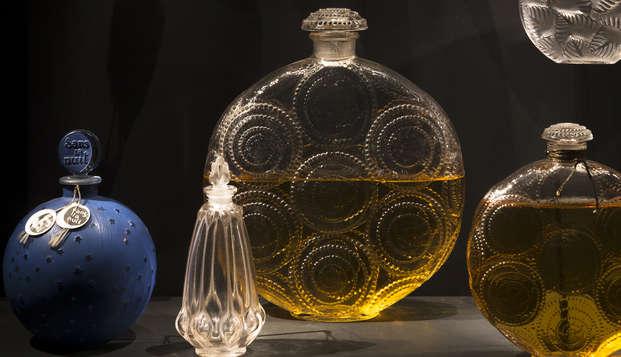 Séjour à Paris et confection de parfum au Musée Fragonard !