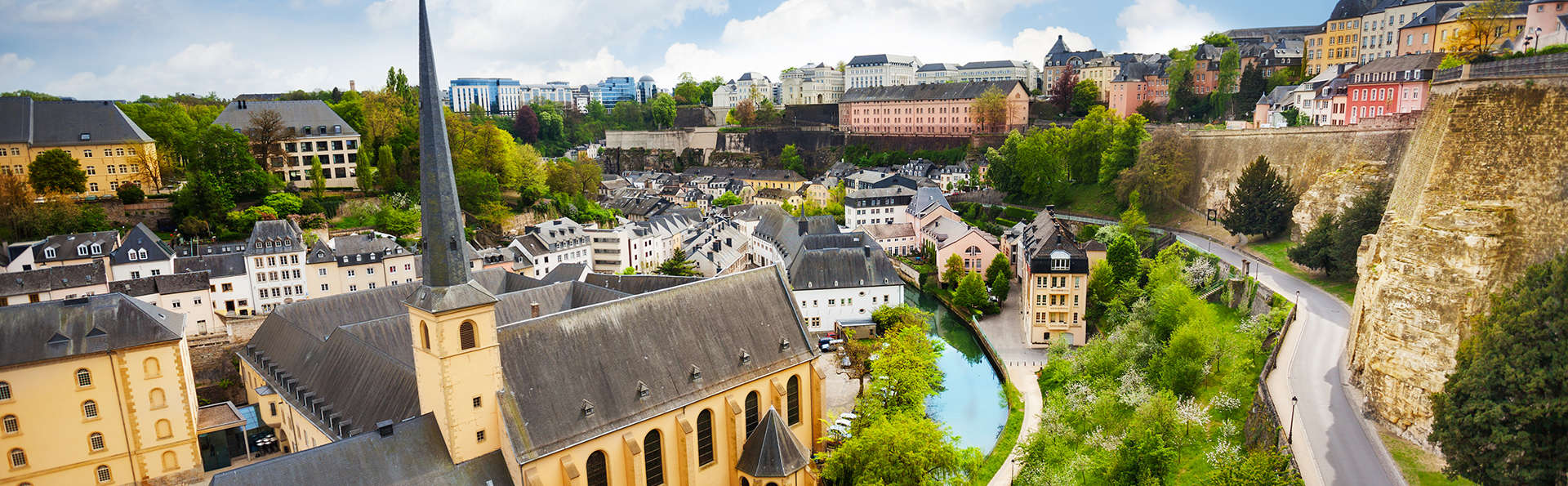 Dîner au coeur du Luxembourg
