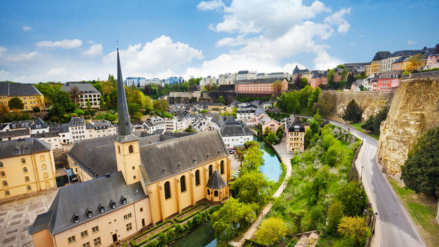 Escapade avec dîner dans le sud du Luxembourg