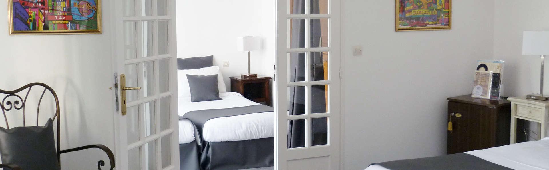 The Originals Boutique, Hôtel Clos Sainte Marie, Nevers (Inter-Hotel) - EDIT_NEW_Suite.jpg