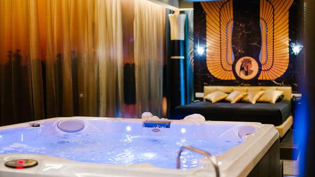 Lusso in Suite con idromassaggio vicino a Torino