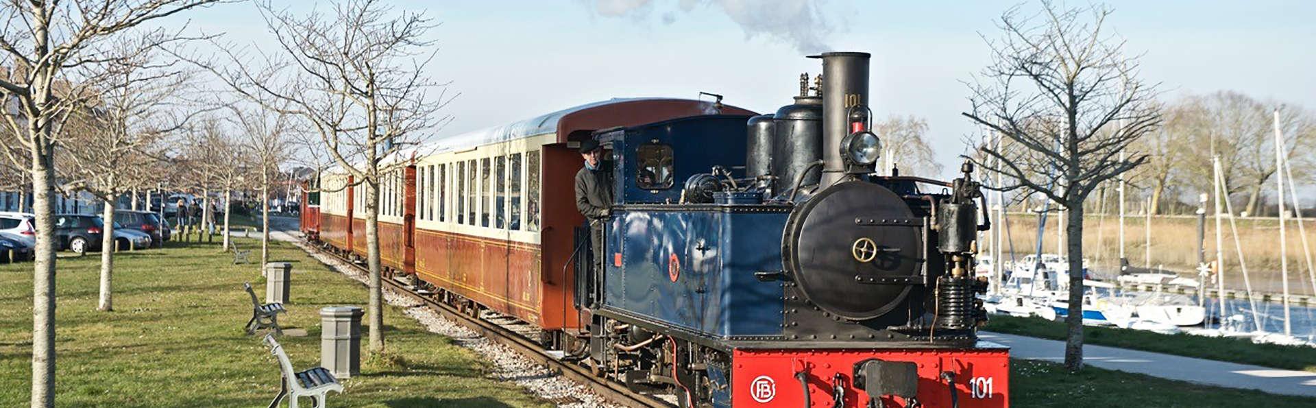 Week-end découvert avec balade en petit train dans la Baie de Somme