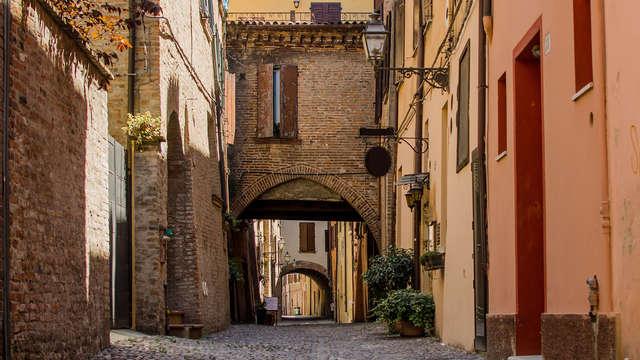Weekend romantico con la tua dolce metà nel cuore di Ferrara