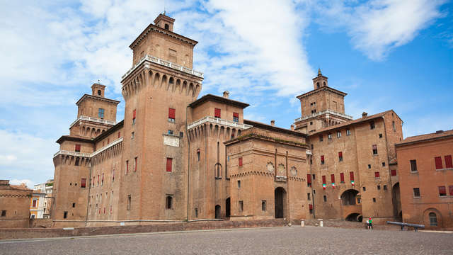 Soggiorno romantico nel cuore di Ferrara (da 2 notti)