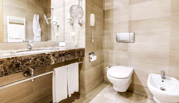 Hotel Sercotel Acteon Valencia - NEW Bathroom