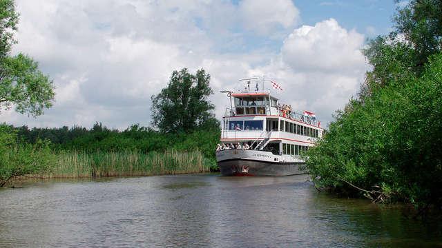 1 Rondvaart door de Biesbosch voor 2 volwassenen