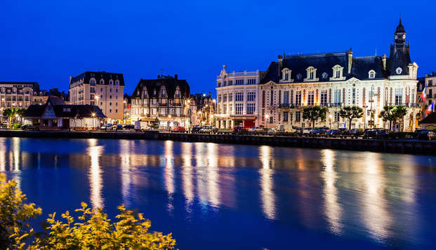 À la découverte de Deauville avec séjour à deux pas du Casino Barrière