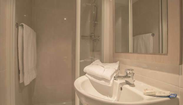 Excelsuites Residence Hoteliere - NEW Bathroom