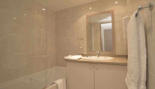 Excelsuites Residence Hoteliere - NEW BathroomSuperior