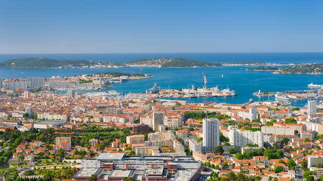 Pause ensoleillée au cœur de Toulon