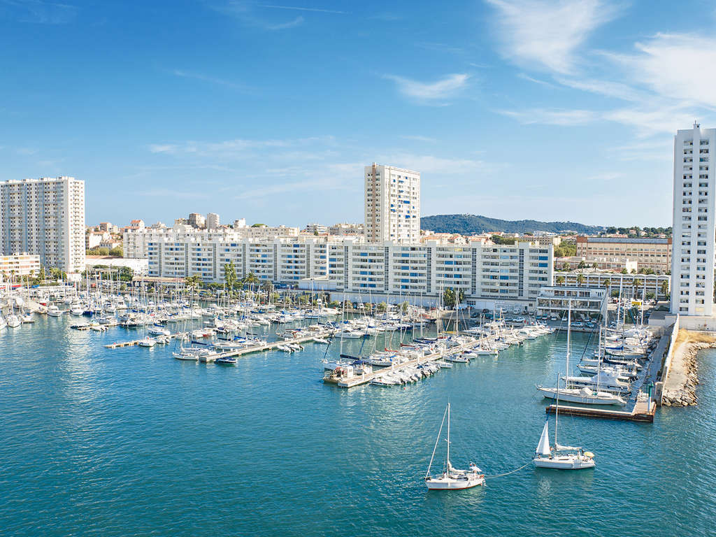 Séjour Provence-Alpes-Côte d'Azur - Week-end au bord de la mer à Toulon  - 3*