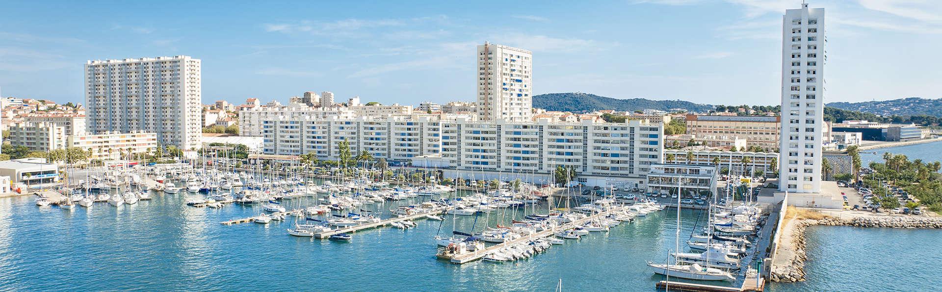 Week-end au bord de la mer à Toulon