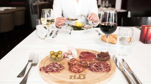 Charme, comfort en een culinair 3-gangen diner in Maastricht