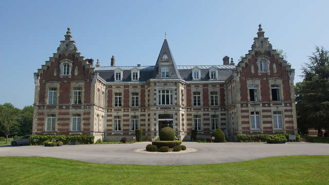 Najeti Hotel Chateau Tilques