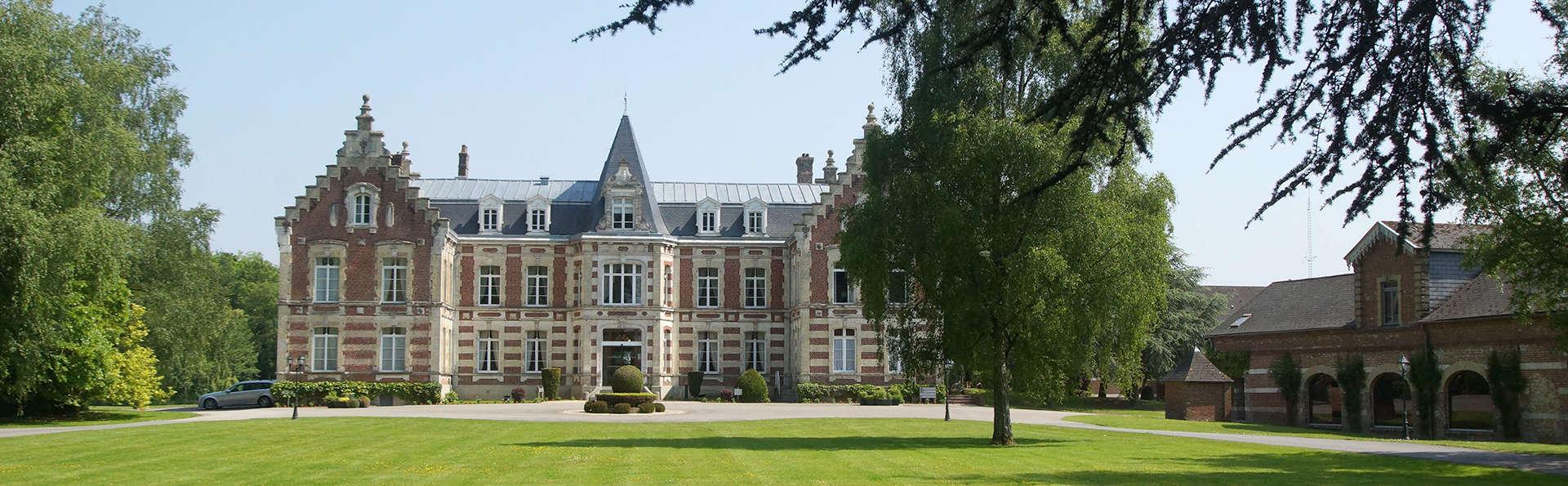 Charme dans un château à Saint Omer