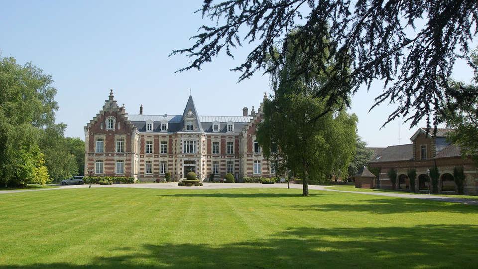 Najeti Hôtel Château Tilques  - EDIT_NEW_Front.jpg