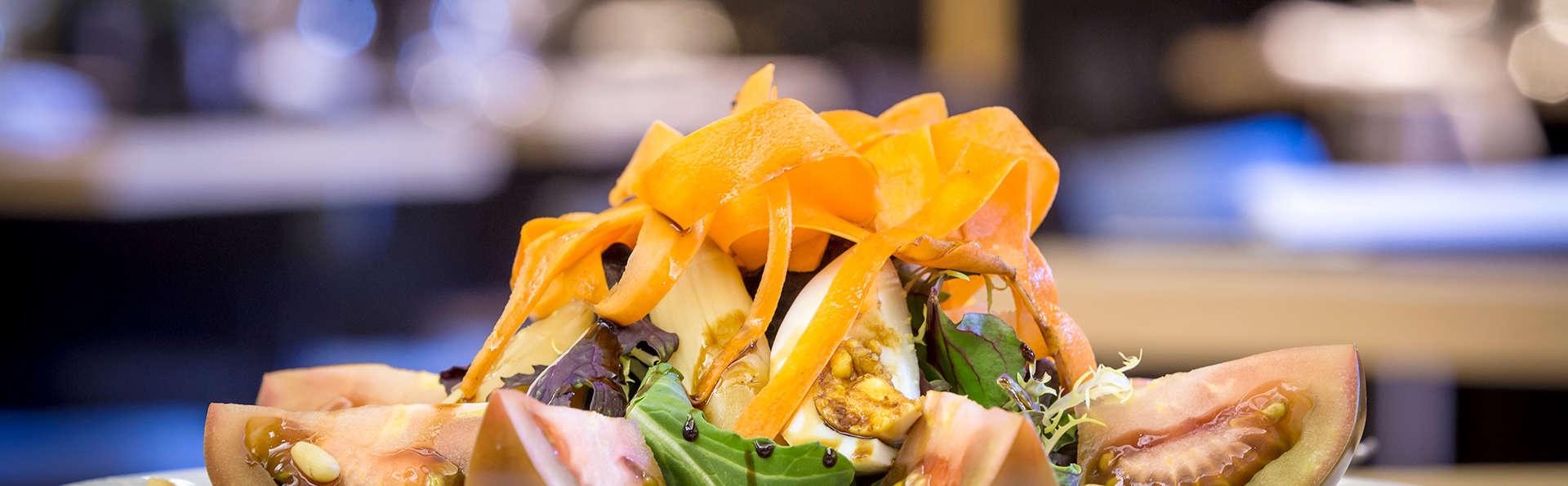 Descubre el nuevo concepto gastronómico de Andorra con cena