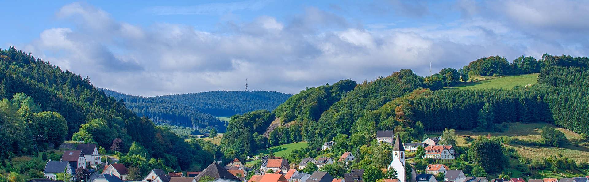 Profitez de la nature dans la belle région du Sauerland
