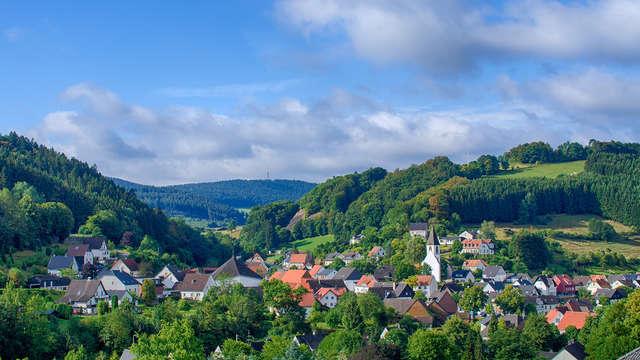 Disfruta de la naturaleza en la bella región de Sauerland