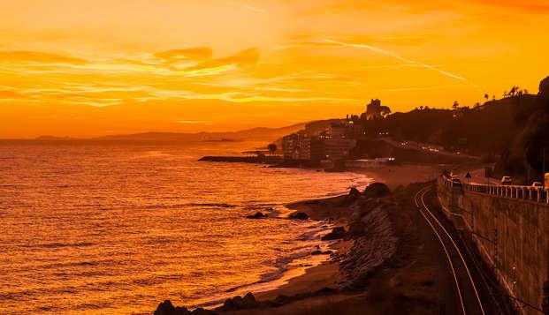 Vacaciones Relax en pensión completa con spa incluido en la Costa del Maresme (desde 3 noches)
