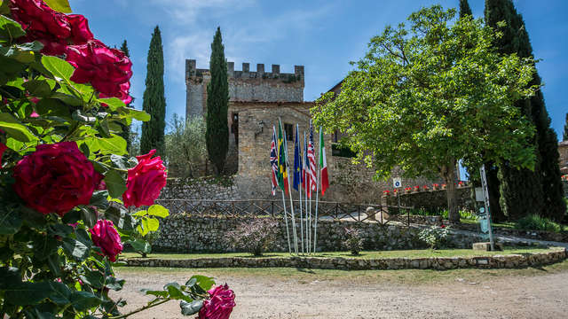Découvrez le coeur vert de la Toscane dans une ancienne résidence d'époque