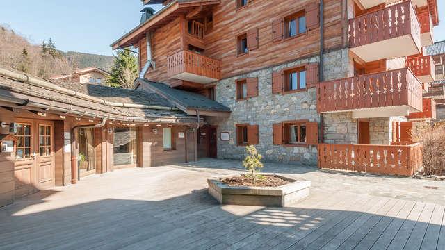 Des mini-vacances à Carroz d'Arâches dans un appartement pour 4 personnes (à partir de 6 nuits)