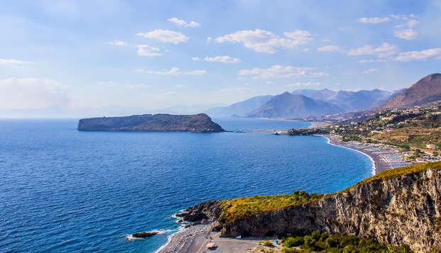 Disfruta en familia muy cerca de Cosenza y descubre la maravillosa costa de Calabria