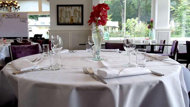 Détente et dîner gastronomique à Amersfoort