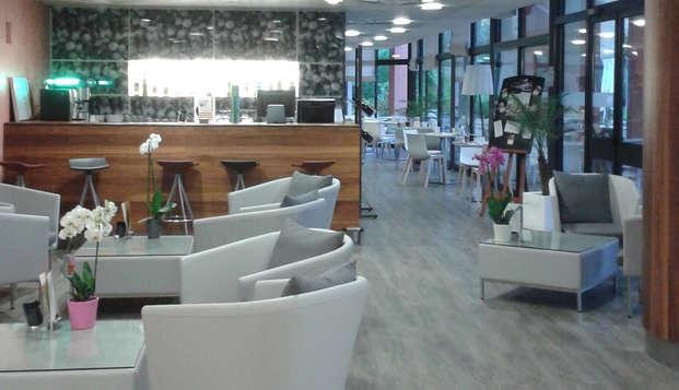 Mercure Hyeres Centre - Bar
