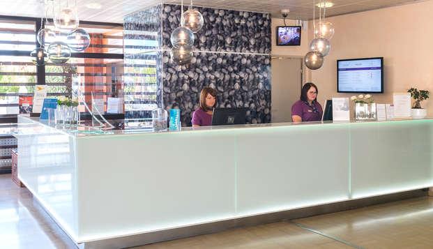 Mercure Hyeres Centre - Reception
